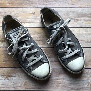 Grey Converse All Star